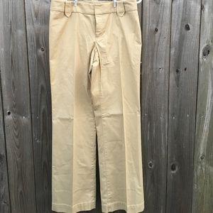 Banana Republic Women's Dress Pants Size 6 Tan